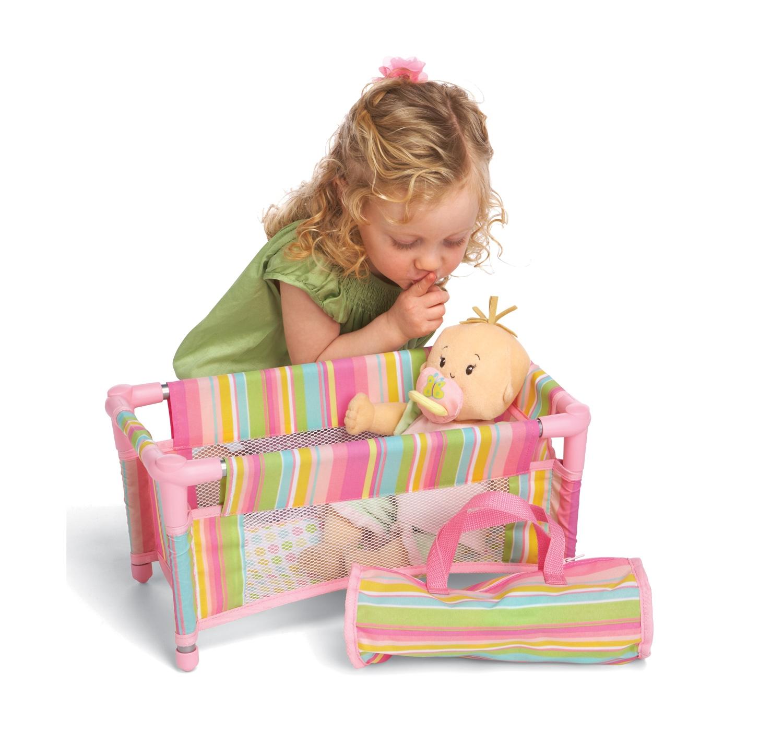 Campingbedje Voor De Pop.Gezellig Samen Uit Logeren Jij In Een Echt Bed En Jouw Baby Stella