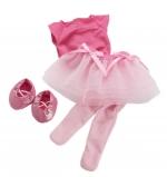 Baby Stella - Kledingset ballerina - 35cm