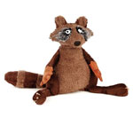 Beasts knuffel - Prince Beaverheart