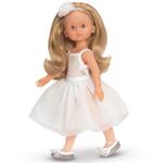 Corolle - Camille ballerina (wit)