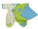 Rubens Baby - Kledingset pyjama groen
