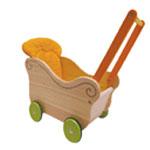 Houten Poppenwagen - I'm toy