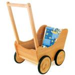 Poppenwagen Nostalgie - Legler