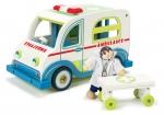 Ambulance set - Le toy van