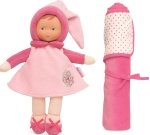 Corolle - Miss rose & couverture - 24cm