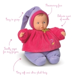 Corolle - Baby paars - 28cm