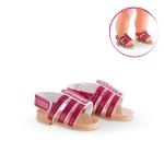 ma Corolle - Rode sandalen