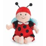 Baby Stella - Kledingset lieveheersbeestje - 35cm