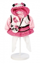 Toddler Time Baby Outfits - Panda Fun