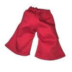 Kleding Handpoppen - Rode broek