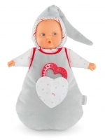 Corolle - Babypop little star met speen - 30cm