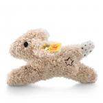 Mini knuffelhaas met rammelaar - 11cm - Steiff
