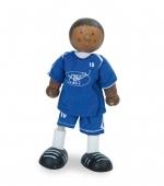 Poppenhuispop - voetballer nr 10 - Le Toy Van