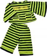 Kleding handpoppen - Pyjama - 65cm