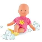 Corolle - Mini badpopje pink - 20cm