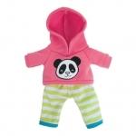 Baby Stella - Panda outfit 35 cm