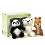 Gift box 3 knuffeltjes 10cm - WWF