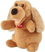 Handpop hond Cocker Trudi