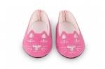 Roze ballerinas Cat - 42-50cm - Götz