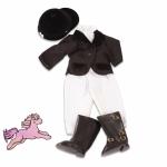 Paardenshow outfit - 45-50cm - Götz