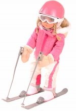 Lena gaat op wintersport - Götz pop