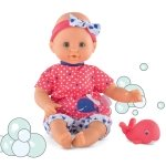 Corolle - Badpop Fish red - 30cm