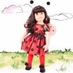 Hannah Ladybug - 50cm - Götz