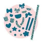 ma Cherie - Extra decoraties blauw