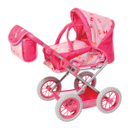 Combi Poppenwagen Ruby - Lief! Lifestyle