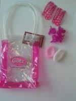 Tasje met haaraccessoires - Götz