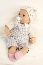 Babypop Amy boy - 45cm - Schildkröt