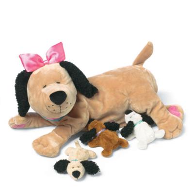 Groovy - Nursing Nana Dog