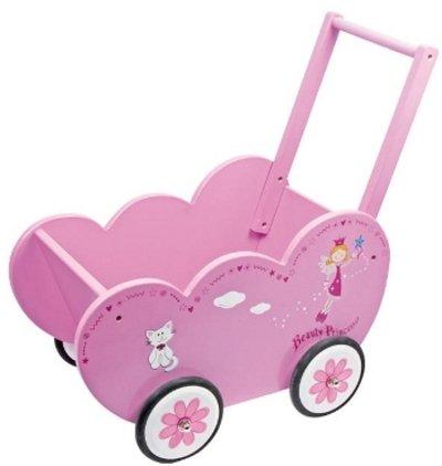 Poppenwagen Beauty Princess - Legler