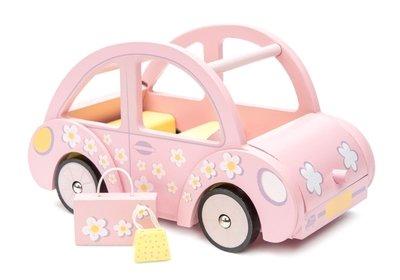 Sophie's auto - Le toy van