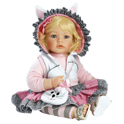 Adora Toddler Time Baby The cats meow - 51 cm