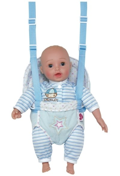 Giggle Time Baby - Boy Blue