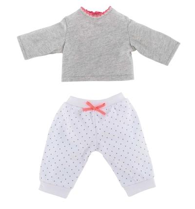 ma Corolle - Grijze pyjama