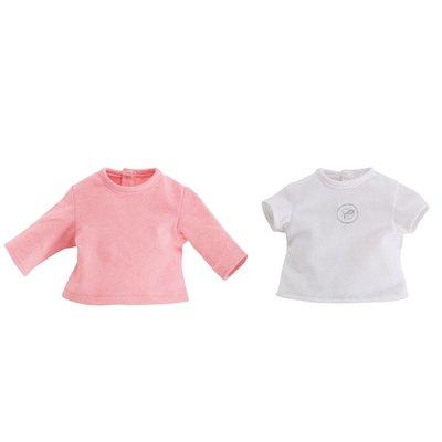 ma Corolle - 2 T-shirtjes