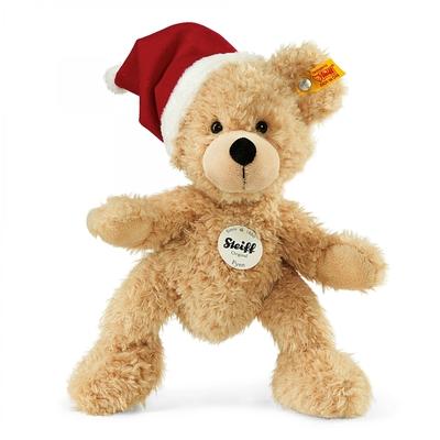 Beige Teddybeer Fynn - 24cm - Steiff
