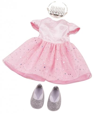 Prinsessenkleding - 45-50cm Götz