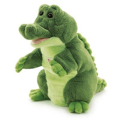 Handpop Krokodil - Trudi