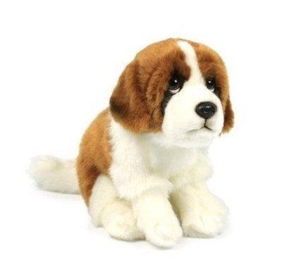 Sint Bernard hond - 19cm - ACP