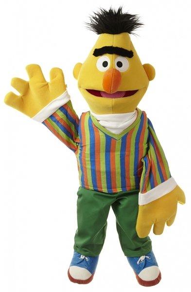 Handpop Bert - 65cm