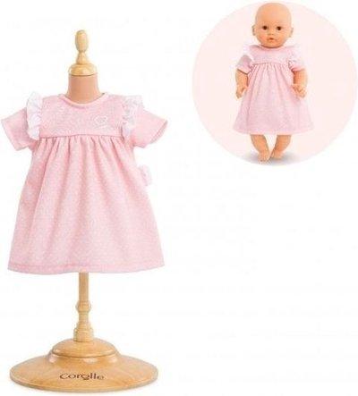 Corolle - Roze jurk - 36cm