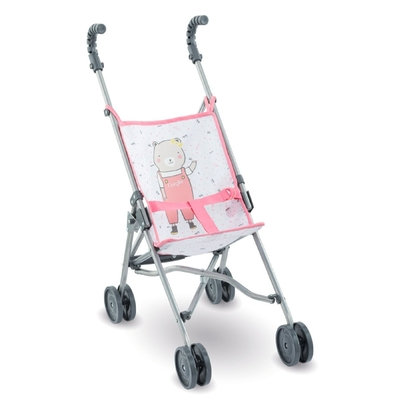 Corolle - buggy roze - 36&42cm