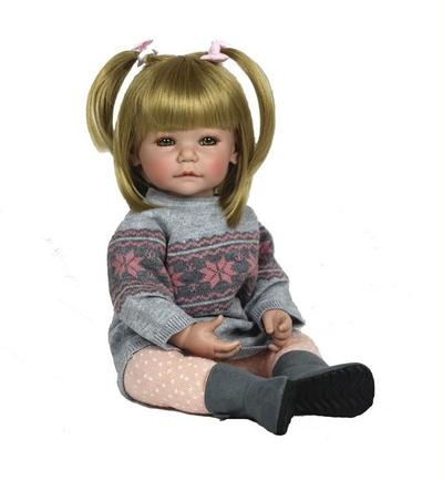 Adora Toddler Time Baby Amy in wintersfeer- 51cm